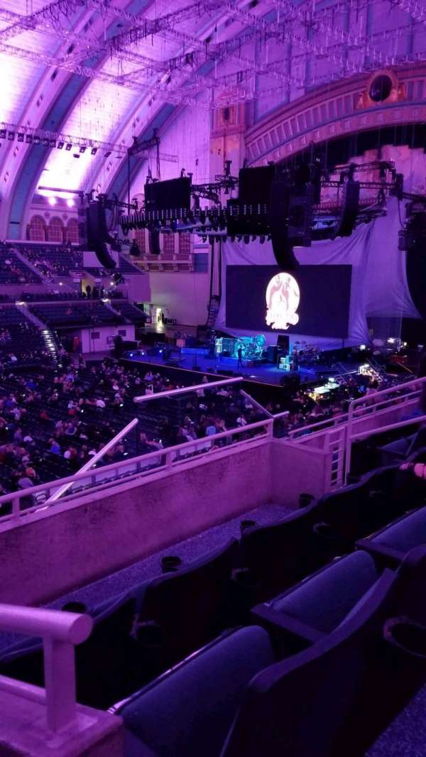Boardwalk Hall, section: 220, row: E, seat: 10