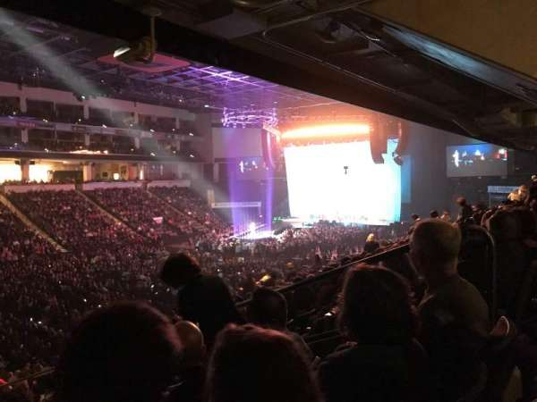 PPL Center, section: 107, row: 21, seat: R