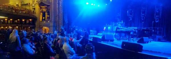 Chicago Theatre, section: MNFL3R, row: AA, seat: 310