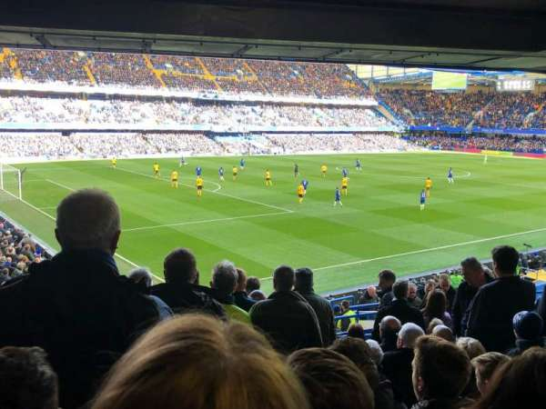 Stamford Bridge, section: MH Lower, row: EE, seat: 376