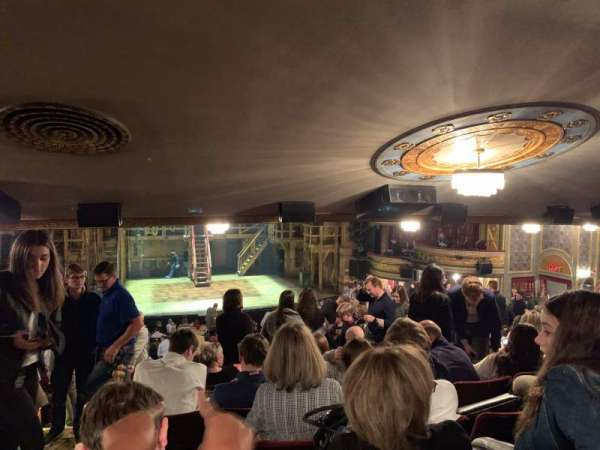 Richard Rodgers Theatre, section: Standing Room Only