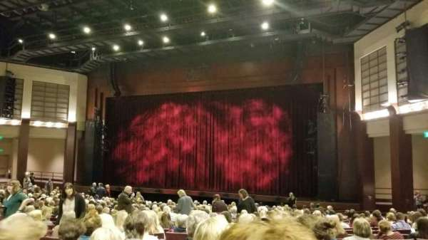 North Charleston Performing Arts Center, section: OR3, row: W, seat: 14
