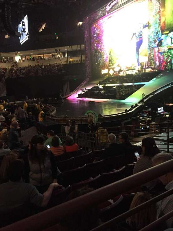 Colonial Life Arena, section: 113, row: 9, seat: 10