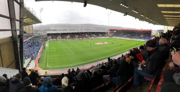 Turf Moor, section: 9, row: R, seat: 234