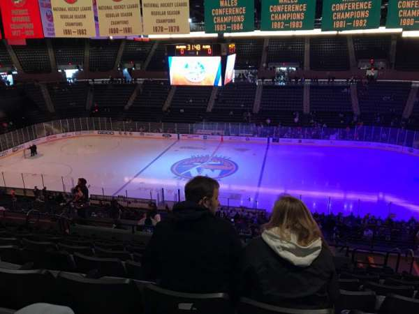 Nassau Veterans Memorial Coliseum, section: 222, row: 11, seat: 7