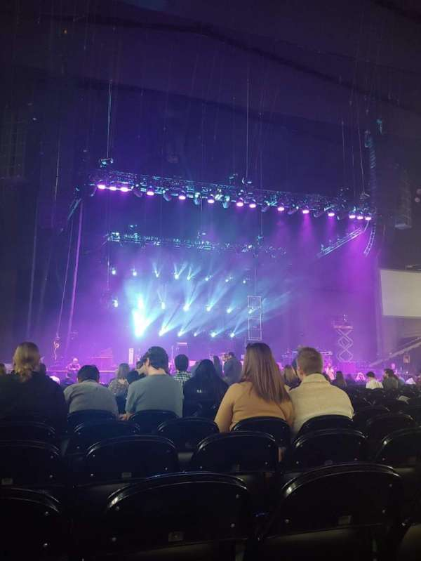 Royal Farms Arena, section: 3, row: BB, seat: 12