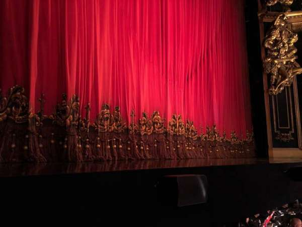 Majestic Theatre, section: Orchestra, row: AA, seat: 5
