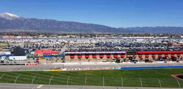 Auto Club Speedway, section: 44, row: 40, seat: 3