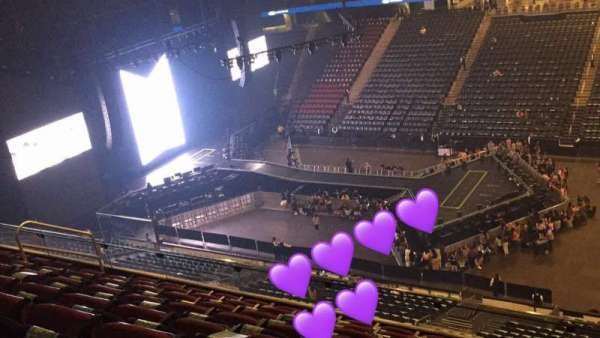, section: 130, row: 8, seat: 2-3