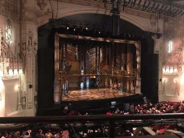 Orpheum Theatre (San Francisco), section: Loge R, row: B, seat: 6