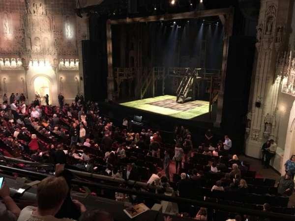 Orpheum Theatre (San Francisco), section: Loge R, row: C, seat: 24
