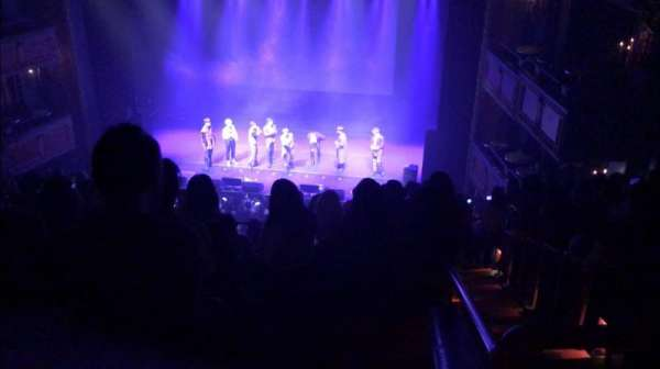 The Vic Theatre, section: 200, row: L, seat: 209