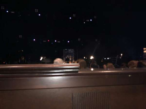 Rosemont Theatre, section: 103, row: A, seat: 7