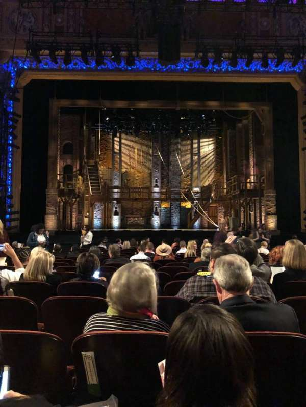 Saenger Theatre (New Orleans), section: Orchestra C, row: R, seat: 105