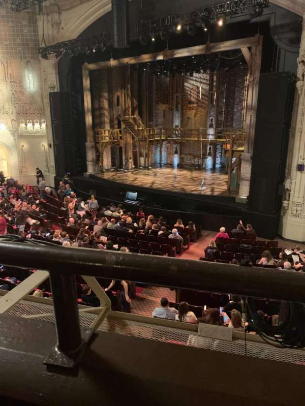 Orpheum Theatre (San Francisco), section: Loge R, row: A, seat: 16