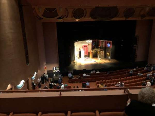 ASU Gammage, section: Grand Tier, row: C, seat: 41