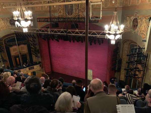 Shubert Theatre, section: Balc Right, row: G, seat: 108