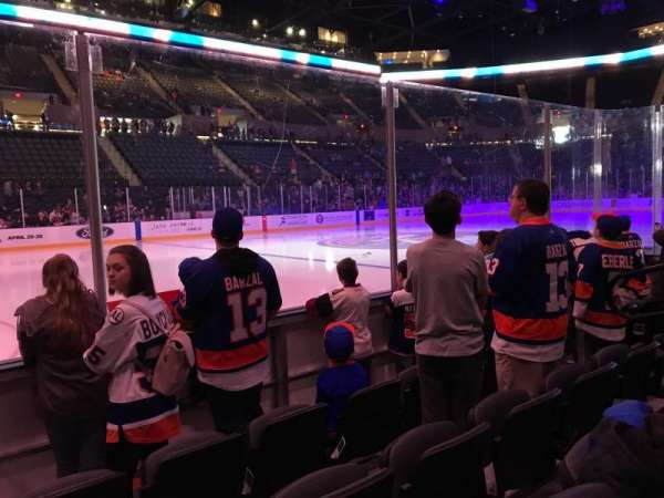 Nassau Veterans Memorial Coliseum, section: 19, row: 3, seat: 7