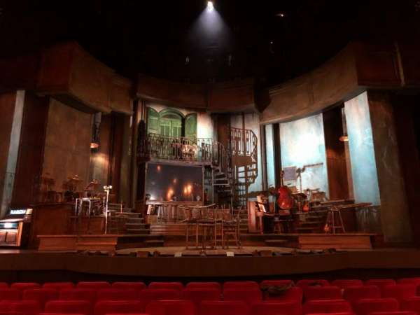 Walter Kerr Theatre, section: Orchestra C, row: K, seat: 108