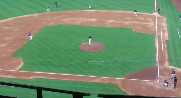 Minute Maid Park, section: 315, row: 2, seat: 8