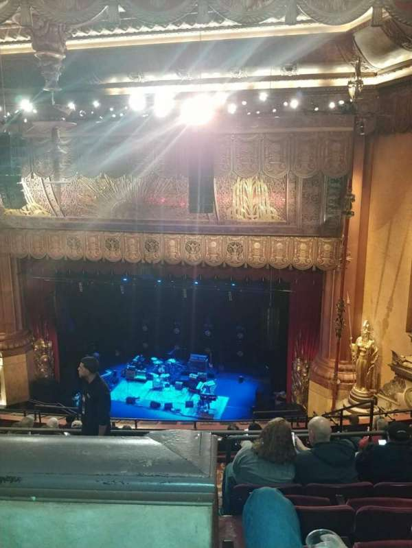 Beacon Theatre, section: Upper Balcony 2, row: K, seat: 16