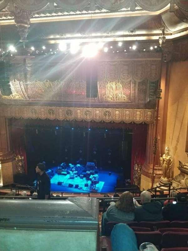 Beacon Theatre, section: UBALC2, row: K, seat: 16