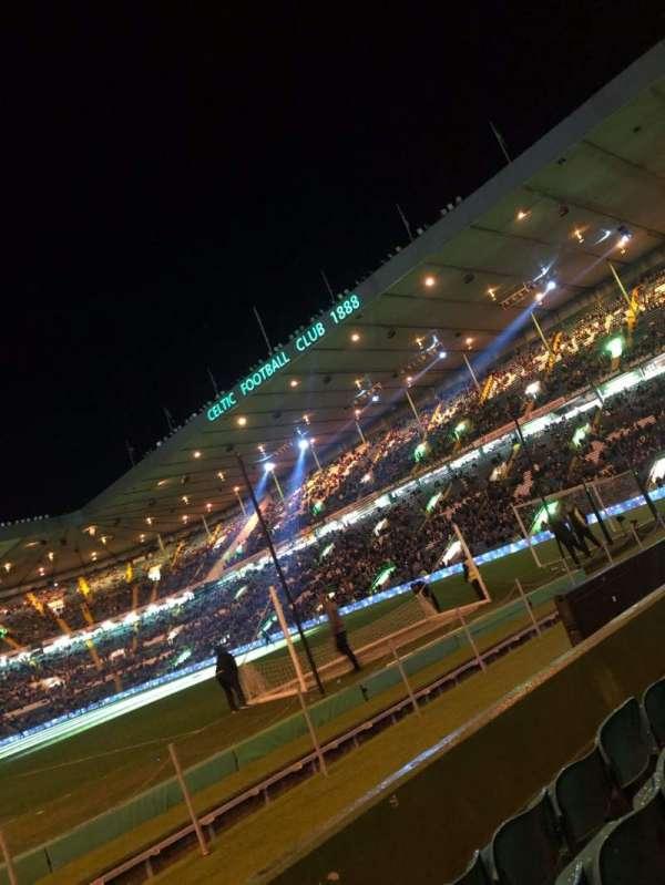Celtic Park, section: 117, row: C, seat: 4