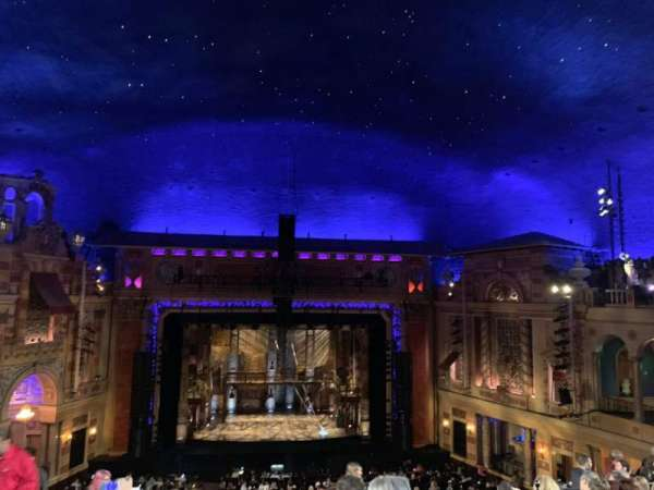 Saenger Theatre (New Orleans), section: Balcony center, row: J, seat: 105