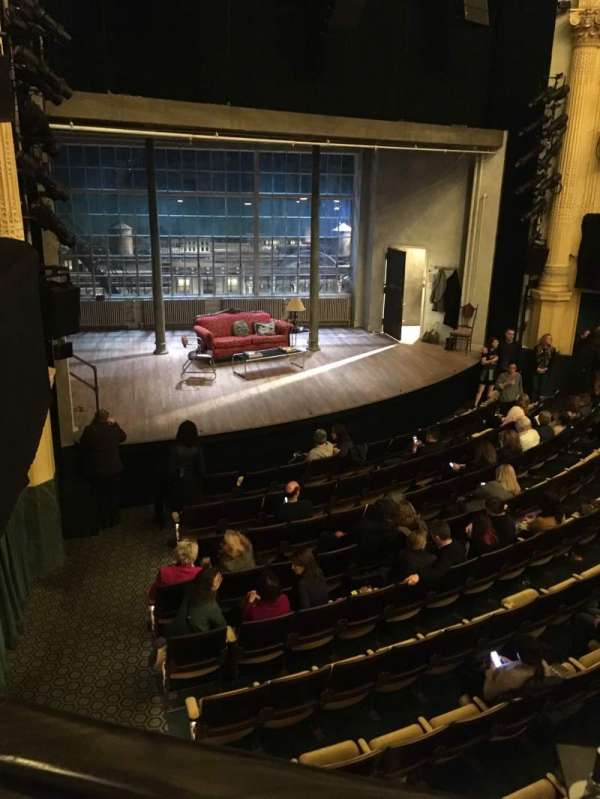 Hudson Theatre Section Balcony L