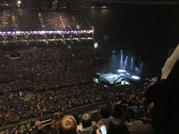 The O2 Arena, section: 419, row: N, seat: 899-898