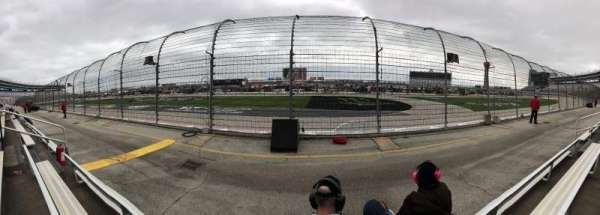 Texas Motor Speedway, section: PL106, row: 3, seat: 10