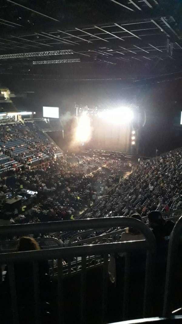 Coliseo De Puerto Rico, section: 225U, row: L, seat: 10