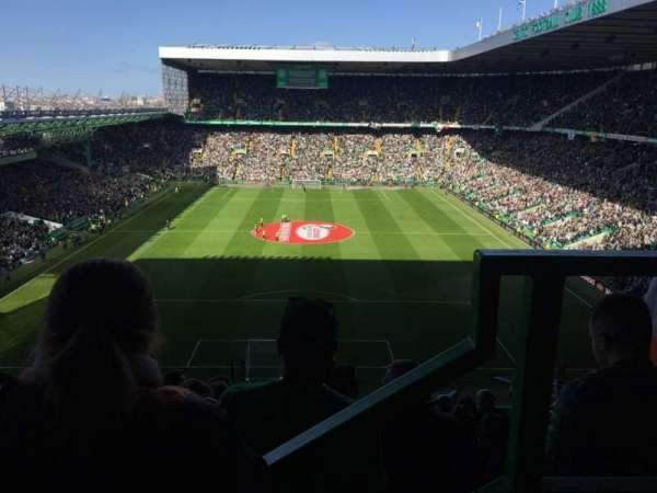 Celtic Park, section: 416, row: L, seat: 17
