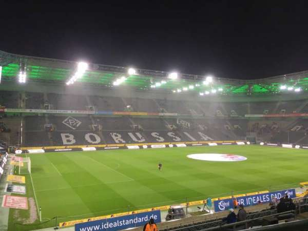 Borussia Park, section: 19, row: 26, seat: 3