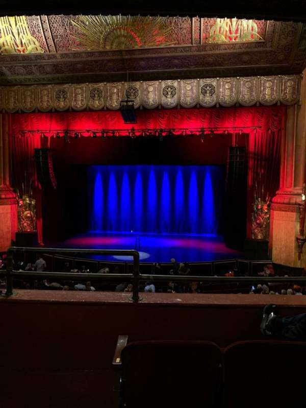 Beacon Theatre, section: Loge 2, row: C, seat: 2