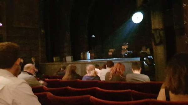 Palace Theatre (West End), section: Stalls, row: E, seat: 3