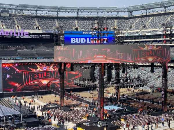 MetLife Stadium, section: 231, row: 5, seat: 1