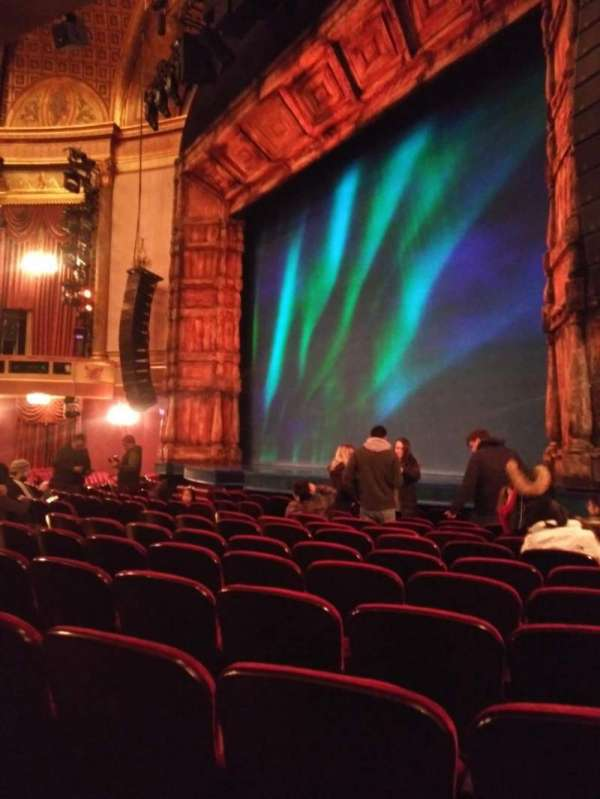 St. James Theatre, section: Orchestra R, row: K , seat: 28