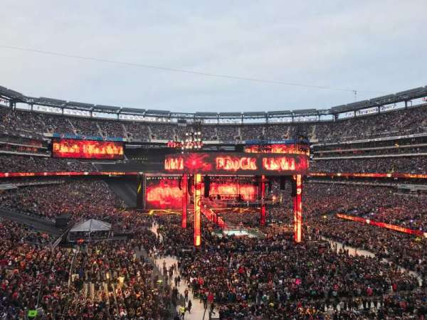 MetLife Stadium, section: 229, row: 2, seat: 5