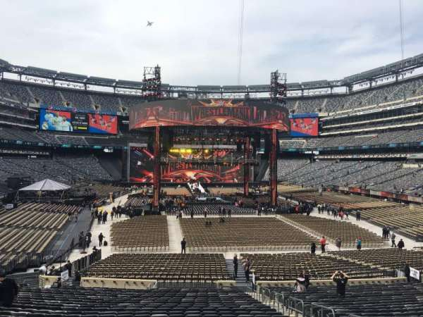 MetLife Stadium, section: 128, row: 29, seat: 6
