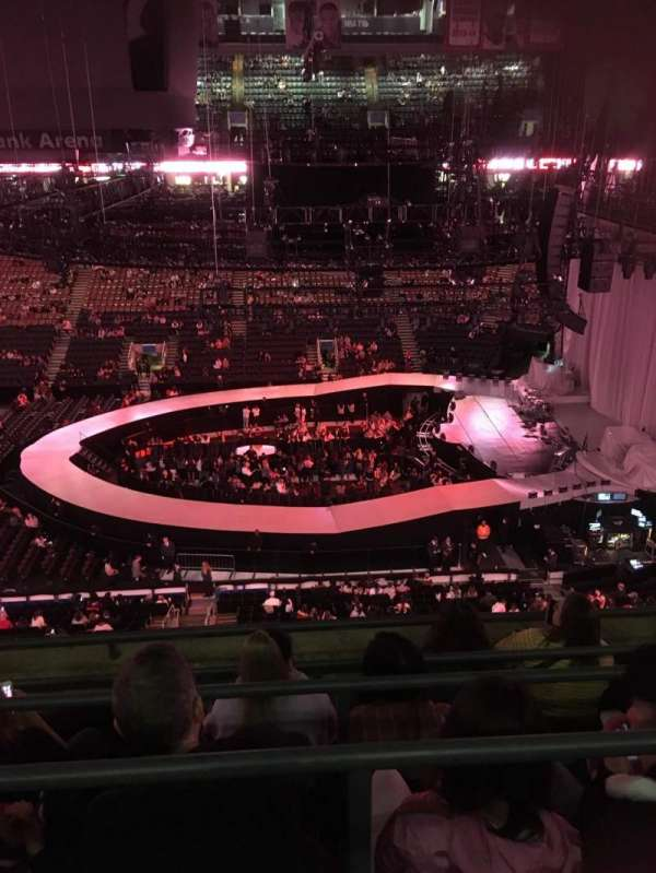 Scotiabank Arena, section: 320, row: 5, seat: 18