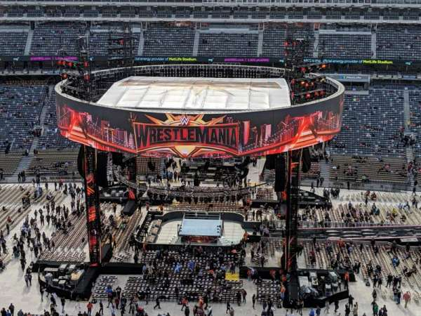 MetLife Stadium, section: 313, row: 5, seat: 12