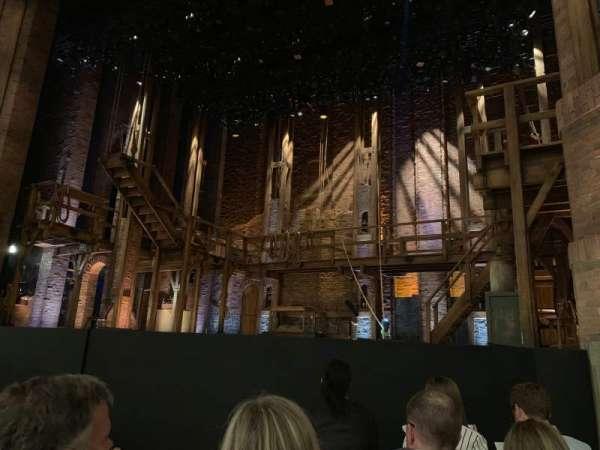 CIBC Theatre, section: Orchestra R, row: E, seat: 6