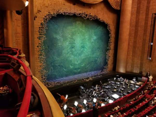 Metropolitan Opera House - Lincoln Center, section: Grand tier, row: Box 35, seat: 3