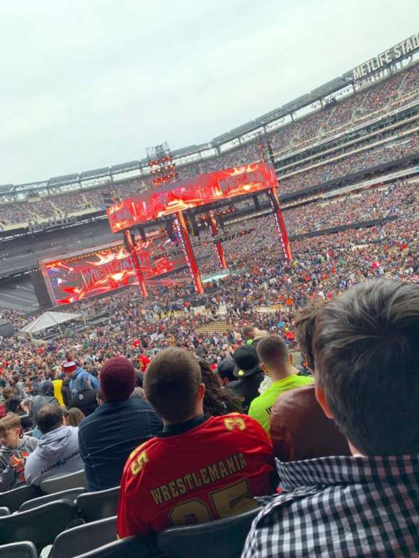 MetLife Stadium, section: 131, row: 40, seat: 24