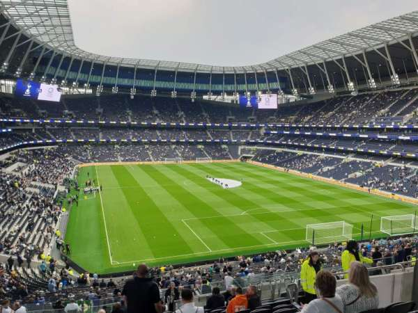 Tottenham Hotspur Stadium, section: 325, row: 48, seat: 303