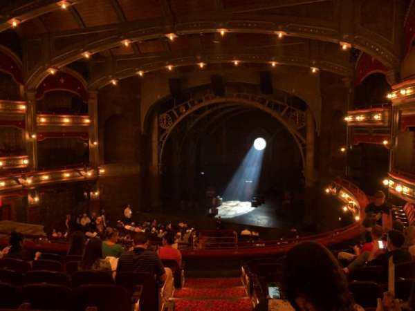 Lyric Theatre, section: DRESSR, row: H, seat: 6