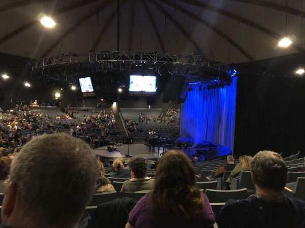 NYCB Theatre at Westbury, section: F, row: S, seat: 26