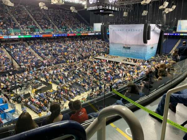 Greensboro Coliseum, section: 226, row: E, seat: 1