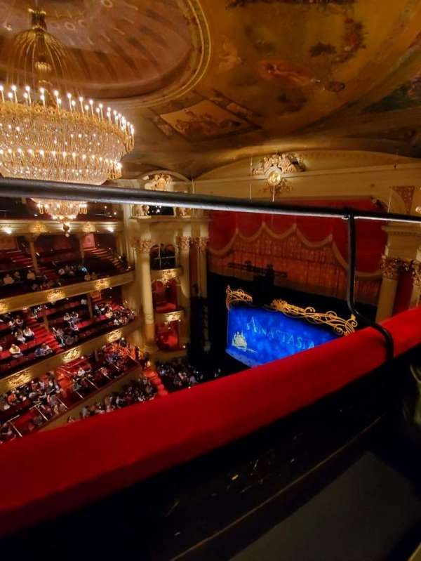 Academy of Music, section: Amphitheater C, row: A, seat: 30